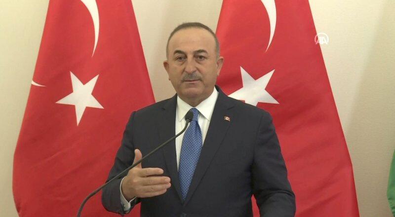 SON DAKİKA: Çavuşoğlu: Ermenistan'daki darbe girişimini şiddetle kınıyoruz