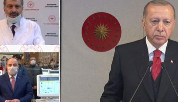Son dakika: Cumhurbaşkanı Erdoğan'dan İmamoğlu'na yol eleştirisi!