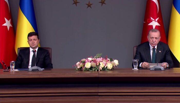 Son dakika! Cumhurbaşkanı Erdoğan: Türkiye, Kırım'ın yasa dışı ilhakını tanımayacaktır