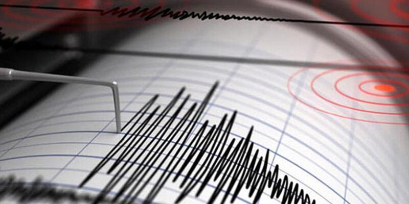 Son dakika: Ege Denizi'nde deprem