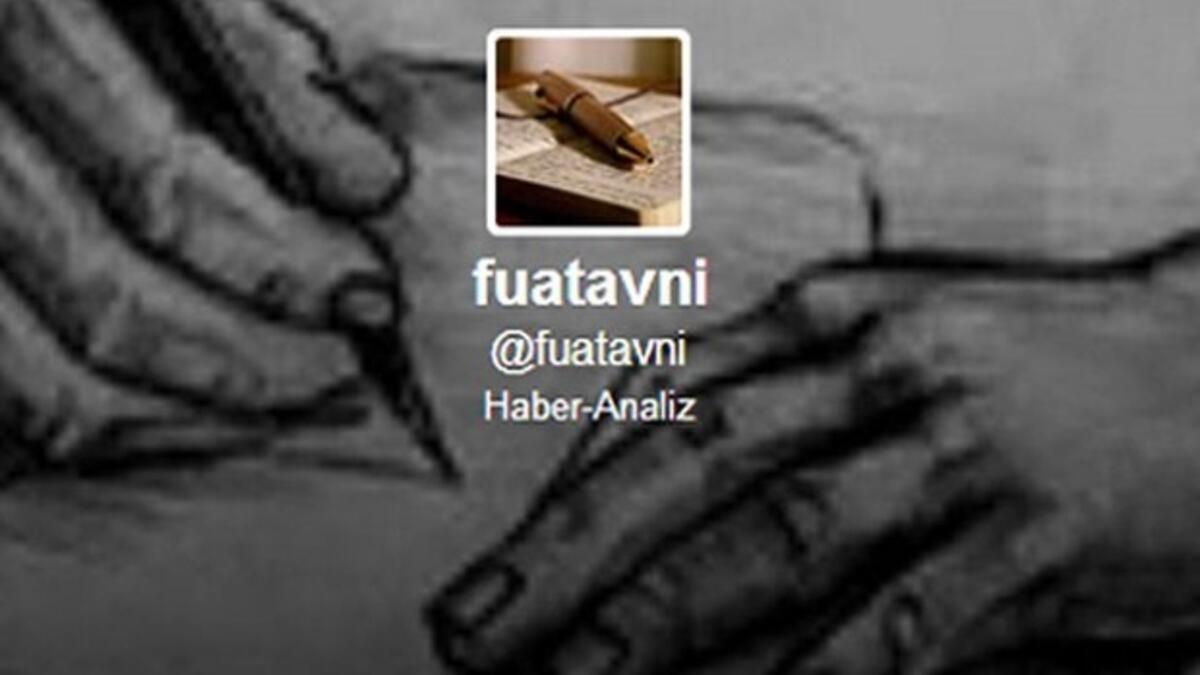 Son dakika... 'Fuat Avni' hesabının kullanıcılarındandı, müebbet hapis cezasına çarptırıldı
