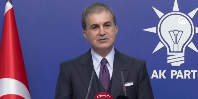 Son dakika haberi: AK Parti Sözcüsü Çelik'ten Kılıçdaroğlu'na: Terörle mücadeleyi hedef almak provokasyondur