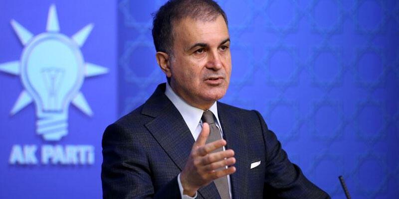Son dakika haberi: AK Parti Sözcüsü Ömer Çelik'ten ABD'ye Gara tepkisi