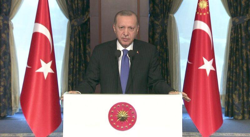 Son dakika haberi: Cumhurbaşkanı Erdoğan'dan net mesaj: 18 yıldır fırsat vermedik, vermeyeceğiz