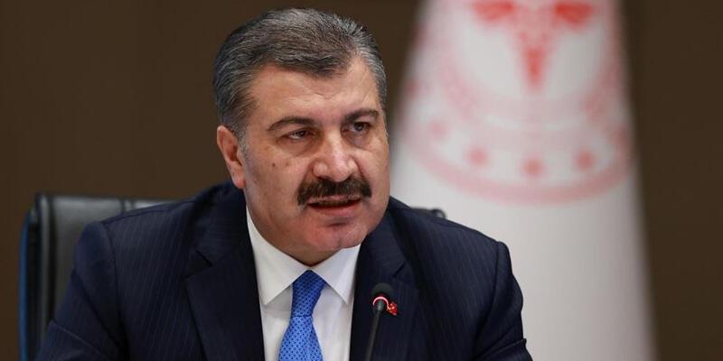 SON DAKİKA HABERİ: Sağlık Bakanı Koca açıkladı! Vaka sayısının en çok arttığı 5 il