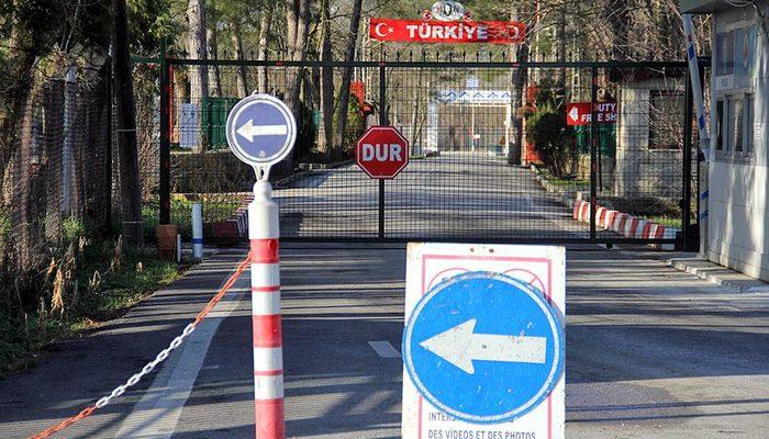 Son dakika: İçişleri Bakanlığı duyurdu: Kara ve demir hudut kapıları kapatılacak
