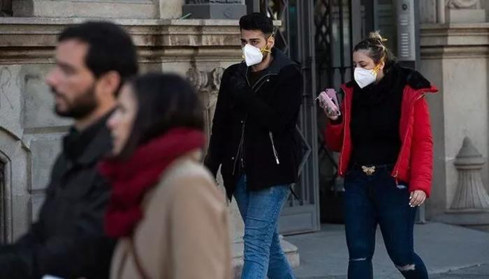 Son dakika: İspanya ve İran'da koronavirüsten ölenlerin sayısı artıyor