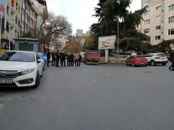 Son dakika! Şişli'de polis merkezi önünde silahlı saldırı: 2 yaralı | Video