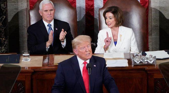 Son dakika… Trump, Senato'daki oylamalarda aklandı!