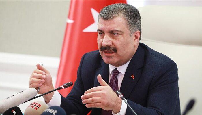 Son dakika: Türkiye'de koronavirüsten 73 can kaybı daha