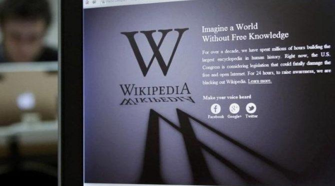 Son dakika! Wikipedia açıldı
