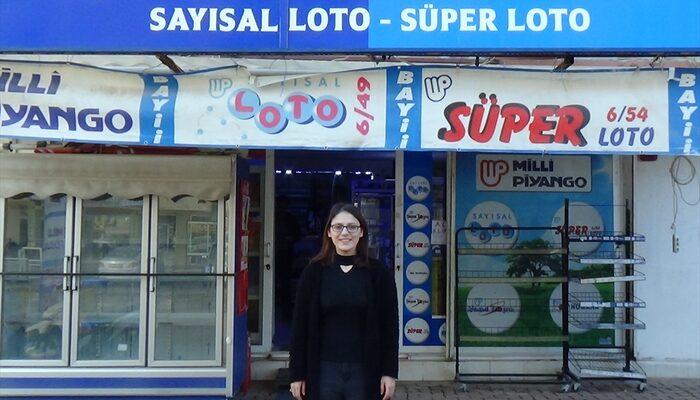 Süper Loto'da 15 milyon TL kazanan talihli Antalya'da merak konusu oldu