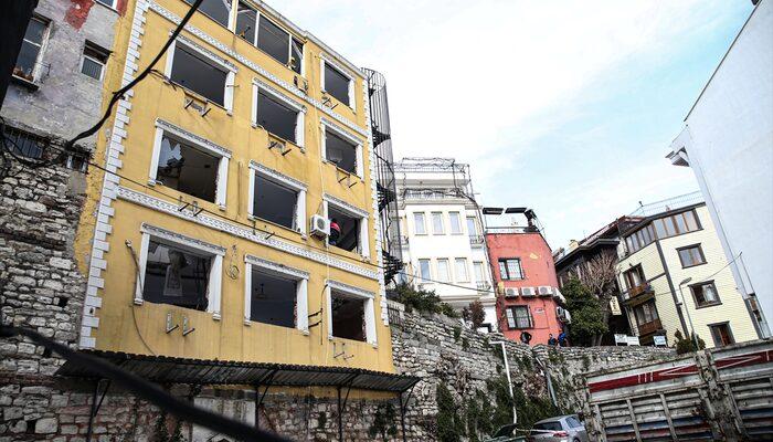 Tarihi duvar ve çeşmenin üzerine yapılan binalarla ilgili yeni gelişme!