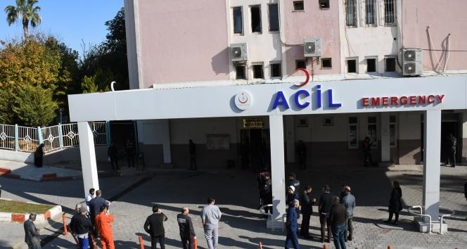 Tarsus Devlet Hastanesinden