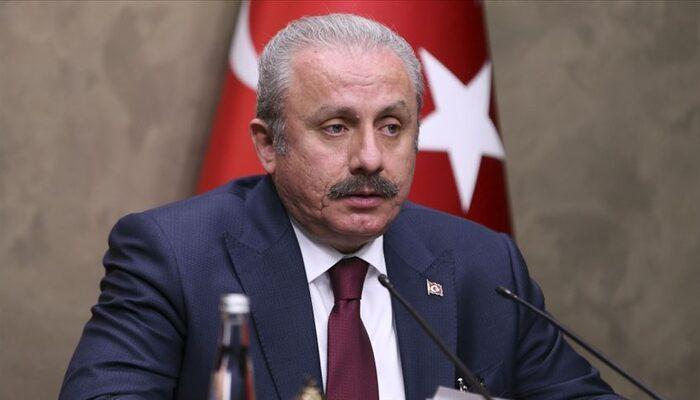 TBMM Başkanı Mustafa Şentop'tan 23 Nisan açıklaması