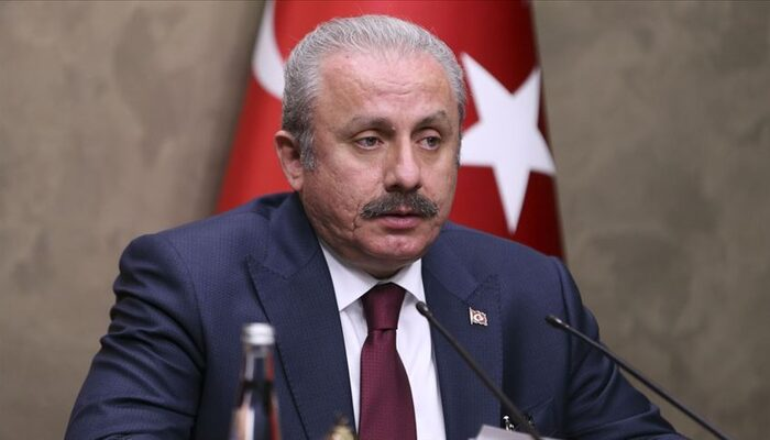 TBMM Başkanı Şentop: Milletvekillileri arasında koronavirüse yakalanan yok