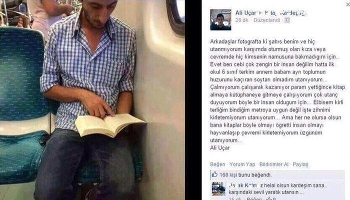 'Terlikli İZBAN kekosu' diye küçümsenen Ali Uçar, 5 yıl sonra kitap yazdı