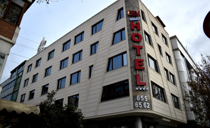 İstanbul'da Otel