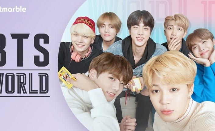 BTS World Yeni Güncellemesi Yayınlandı