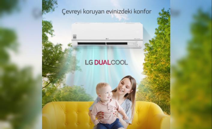 LG DUALCOOL: Düşük Enerji ile Serinlemenin Keyfi