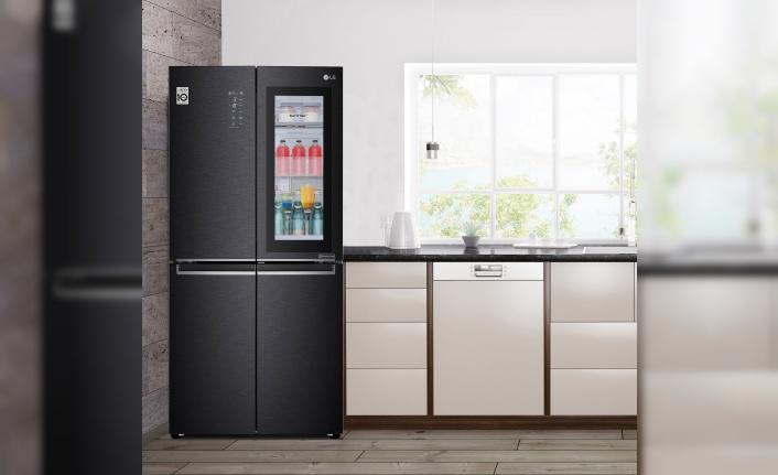 LG'nin İkonik Buzdolabı InstaView, Bir Milyon Satış Rekorunu Kırdı