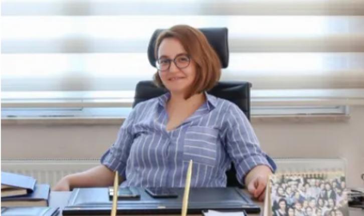 Dr.Gökçe Çöçel ve ekibi Gaziantep'te…