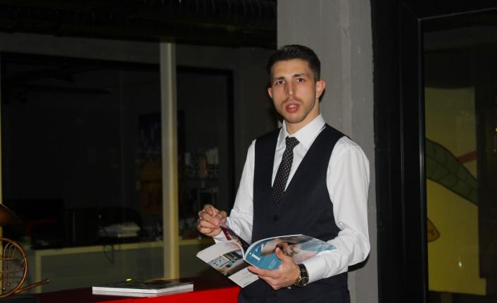 Başarılı Genç İş Adamı Enes...