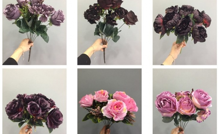 Yapay Çiçek Çeşitleri