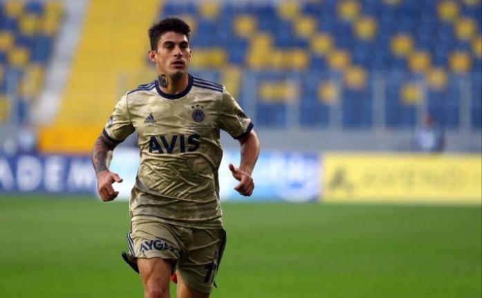 Diego Perotti Antrenmana Çıktı