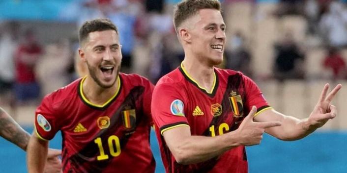 Belçika-Portekiz Şaşırtan Galibiyet