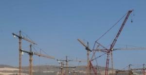 Akkuyu NGS'de dünyanın en güçlü inşaat vinçlerinden biri daha devreye alındı