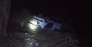 Antalya'da otomobil şarampole devrildi: 1 ölü, 4 yaralı
