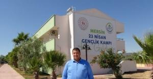 Mersin'de denize sıfır beş yıldızlı kız öğrenci yurdu