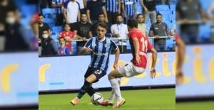 Süper Lig: Adana Demirspor: 1 - Gaziantep FK: 0 (İlk yarı)