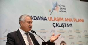 Adana'da Ulaşım Ana Planı Çalıştayı