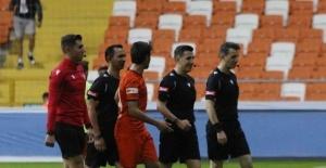Adanaspor, Adıyaman FK maçını ikiz hakem kardeşler yönetti