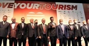 Antalya'da turizmde 2021 hedefi 9 milyon turist