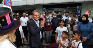 Çamlıbel Sokak Festivali sürüyor