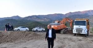 Dulkadiroğlu'nda ulaşım yatırımları