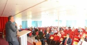 İl Milli Eğitim Müdürü Koca, Bozyazı'da okul müdürleri ve öğretmenlerle buluştu