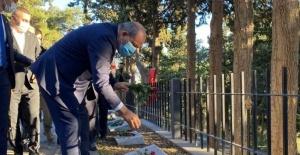 """KKTC Cumhurbaşkanı Tatar: """"Bizi kimse Türkiye'mizden koparamaz"""""""