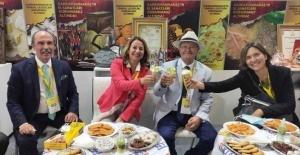 KMTSO Kahramanmaraş'ın yöresel ürünlerini tanıtıyor