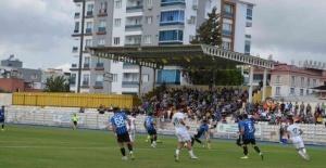 TFF 3. Lig: Osmaniyespor FK: 1 - Arnavutköy Belediyespor: 0