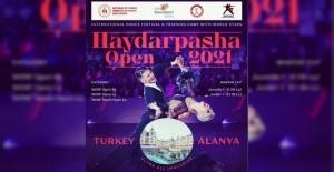 Uluslararası Dans Yarışması Haydarpasha Open 2021, Alanya'da yapılacak