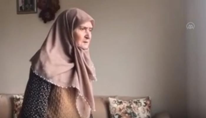 86 yaşındaki Resmiye Işık koronavirüsü yendi!