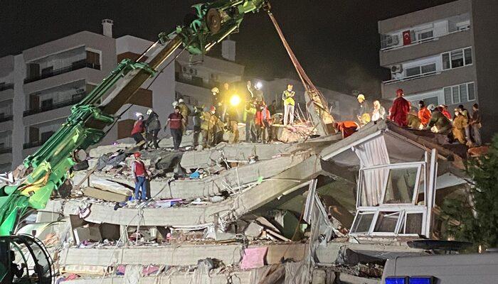 ABD'den depremin ardından Türkiye ve Yunanistan'a destek mesajı