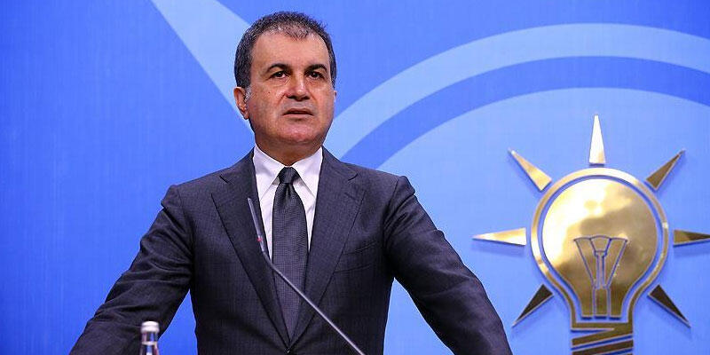 AK Parti Sözcüsü Çelik'ten İnsan Hakları Eylem Planı açıklaması