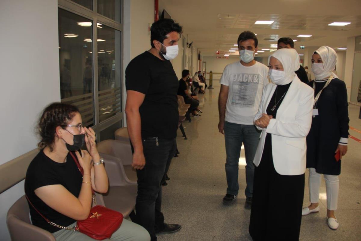AK Partili Çalık'tan aşı çağrısı