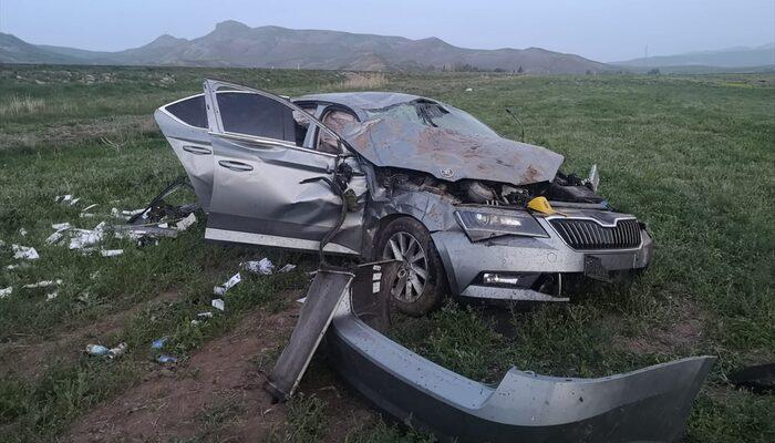span style=color:unsetAK Partili meclis üyesi trafik kazasında.../span