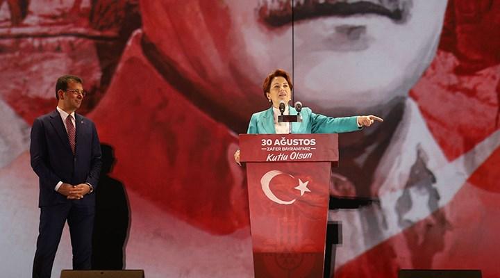 Akşener'den 'Fatih Sultan Mehmet' benzetmesine gelen tepkilere yanıt